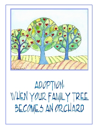 Orchard Adoption Cards
