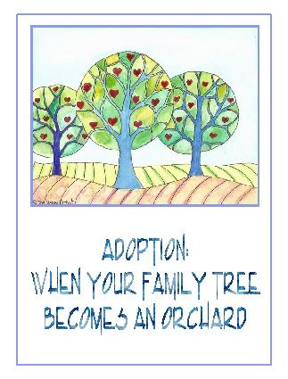 Orchard Adoption Cards